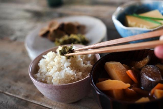 玄米の食べにくさを解決